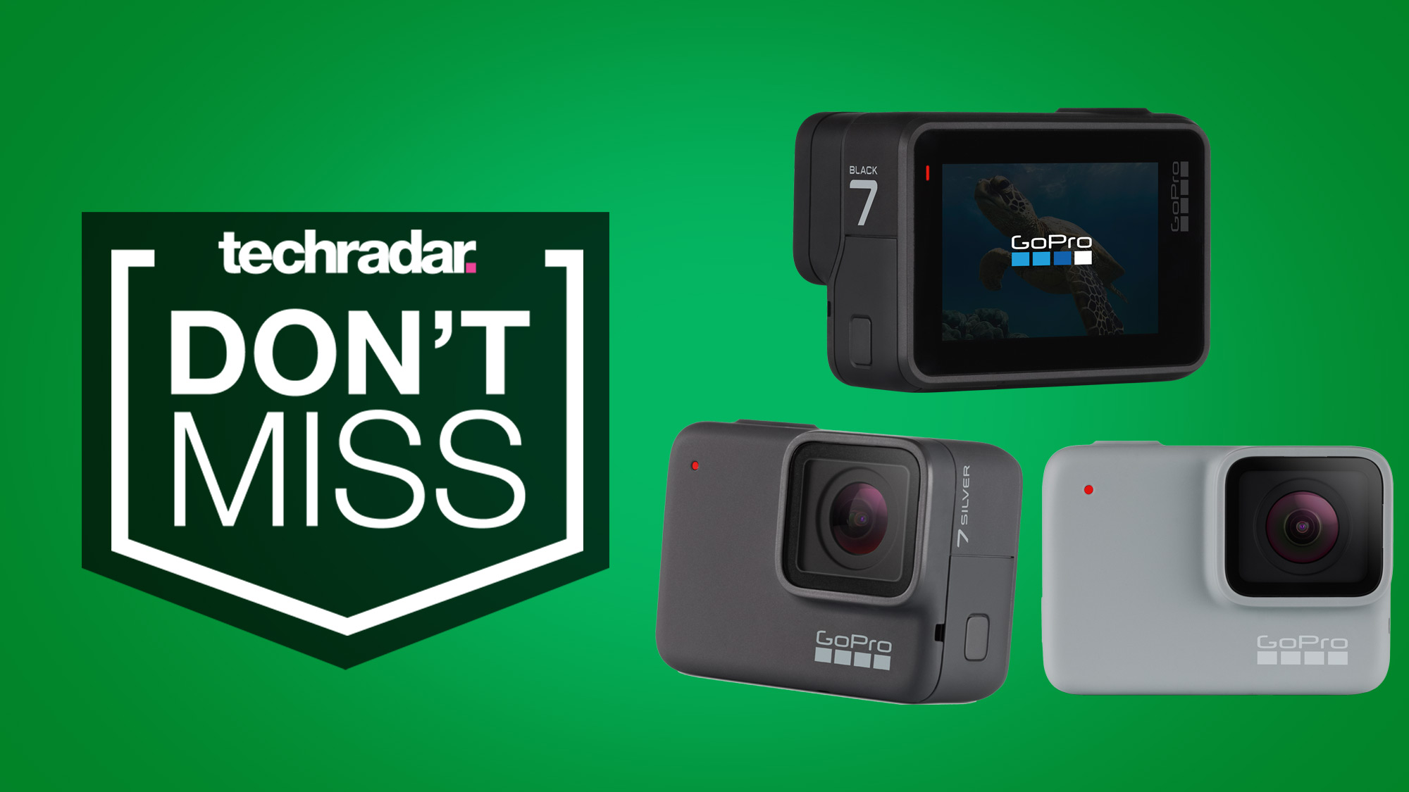 These Cheap Gopro Deals Can Set You Up With Hero 7 Action Cameras For Less Techradar