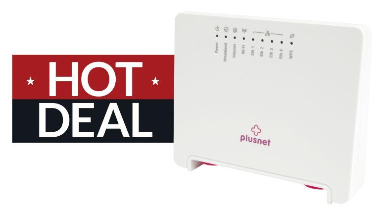 Plusnet broadband deal