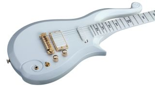 Prince Cloud Guitar replica white