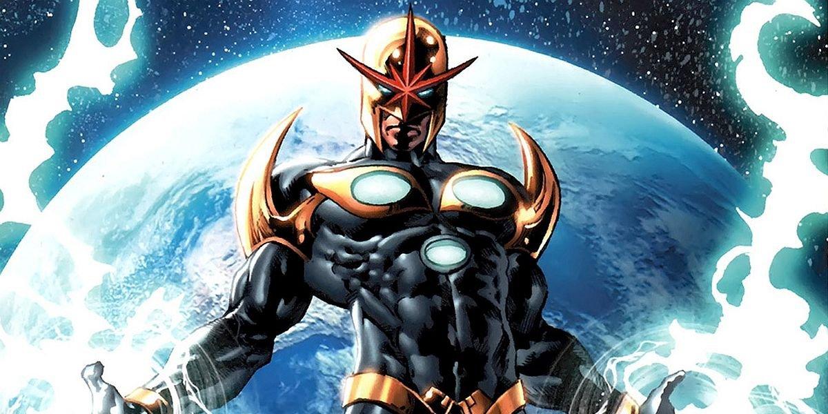 Guardians Of The Galaxy's James Gunn Really Loves Nova
