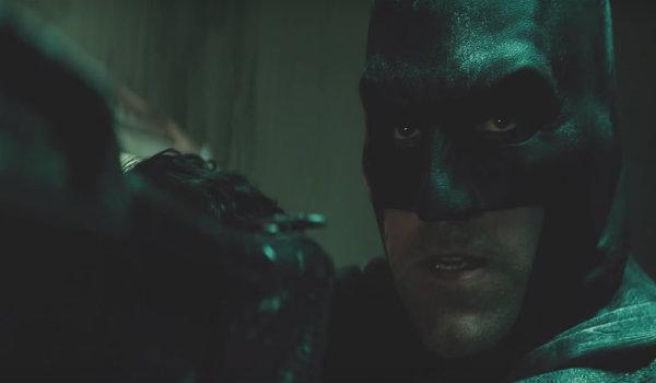 Batman V Superman Machine Gun Scene