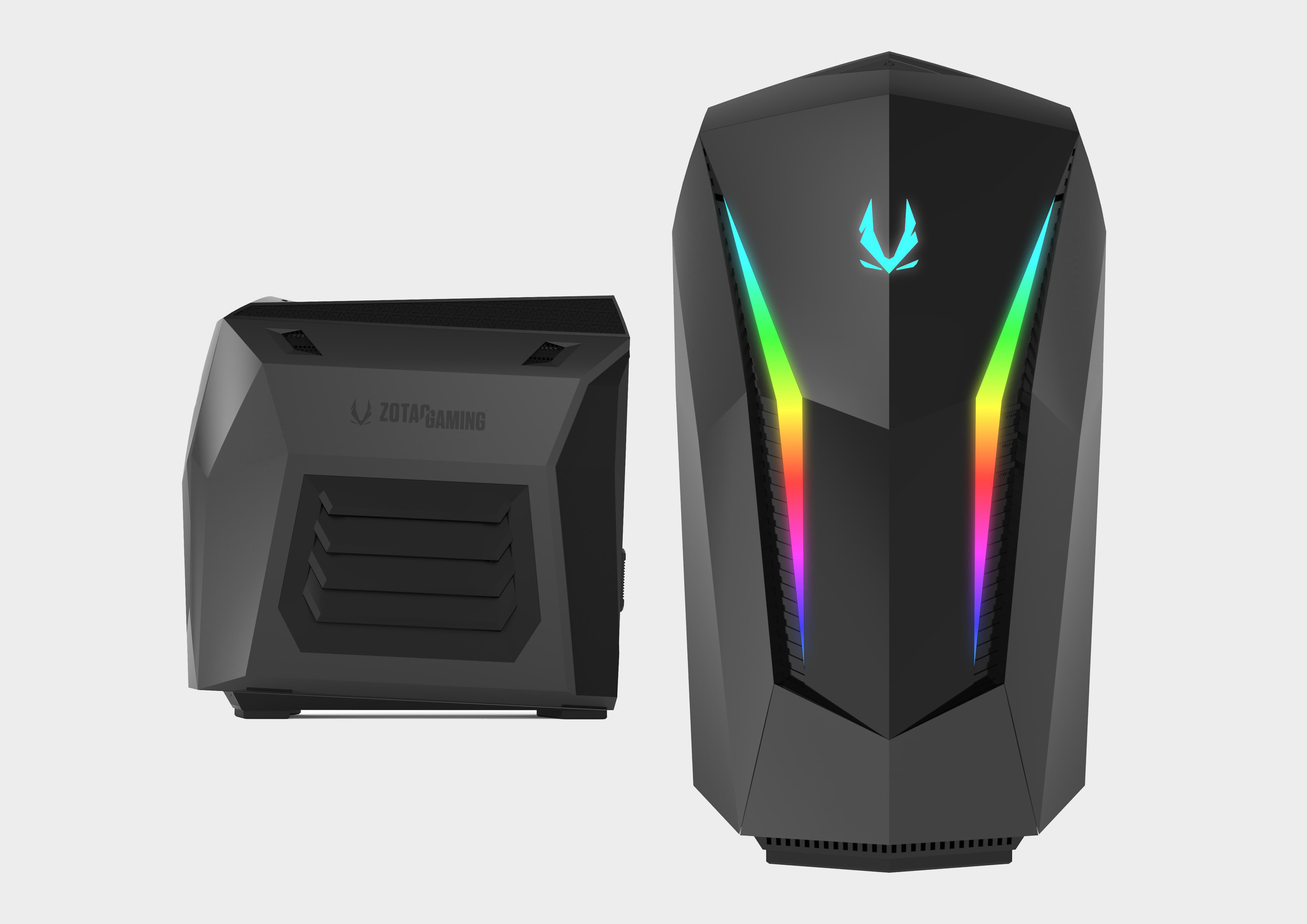 Zotac upgrades its Mek Mini gaming PCs with RTX Super graphics cards | PC Gamer