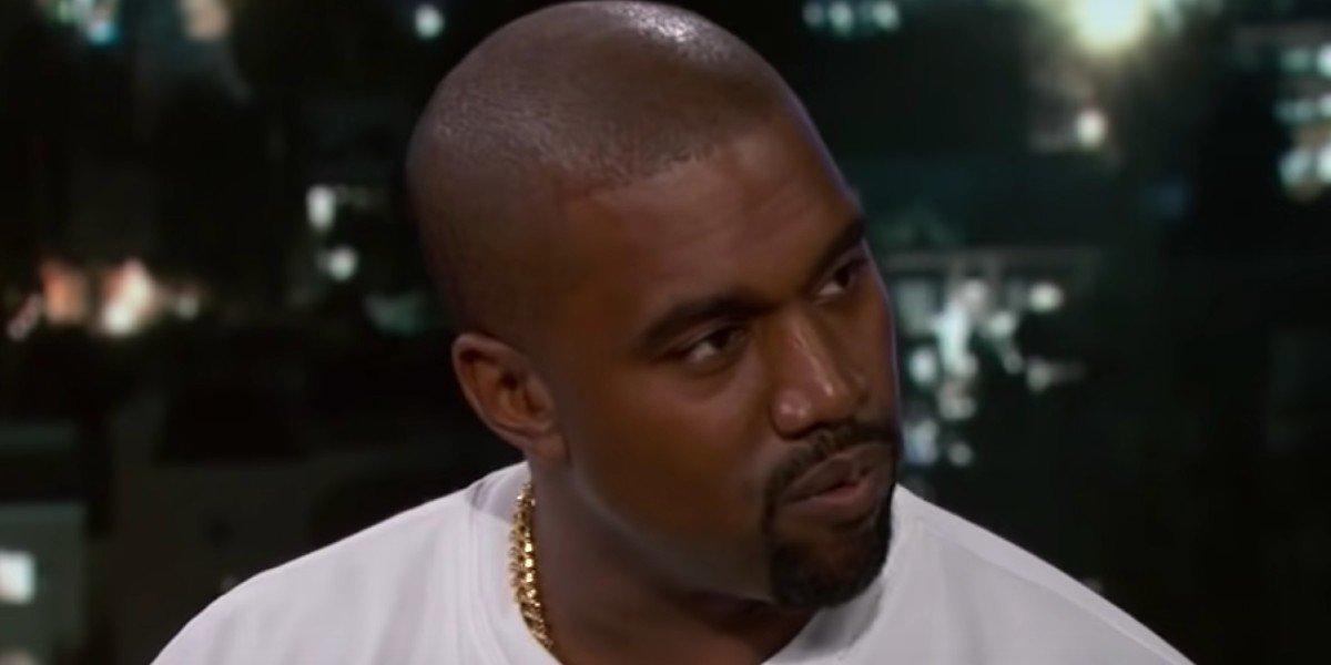 Kanye West on Jimmy Kimmel Live ABC