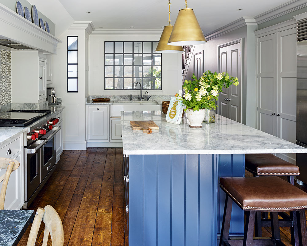 Small kitchen ideas – to turn your compact kitchen into a smart, organised space