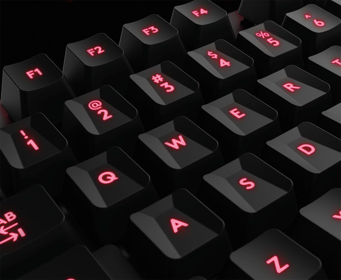 Logitech G413 Keyboard Review: Mechanical Minimalism | Tom's