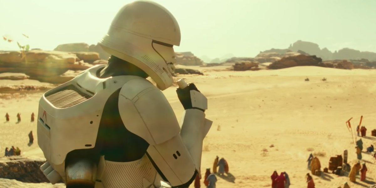The Full History Behind Stormtroopers And Jetpacks