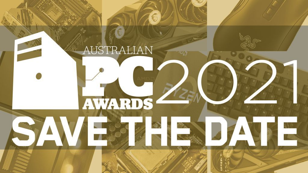 The 2021 Australian PC Awards kick off next week—here's what you can win