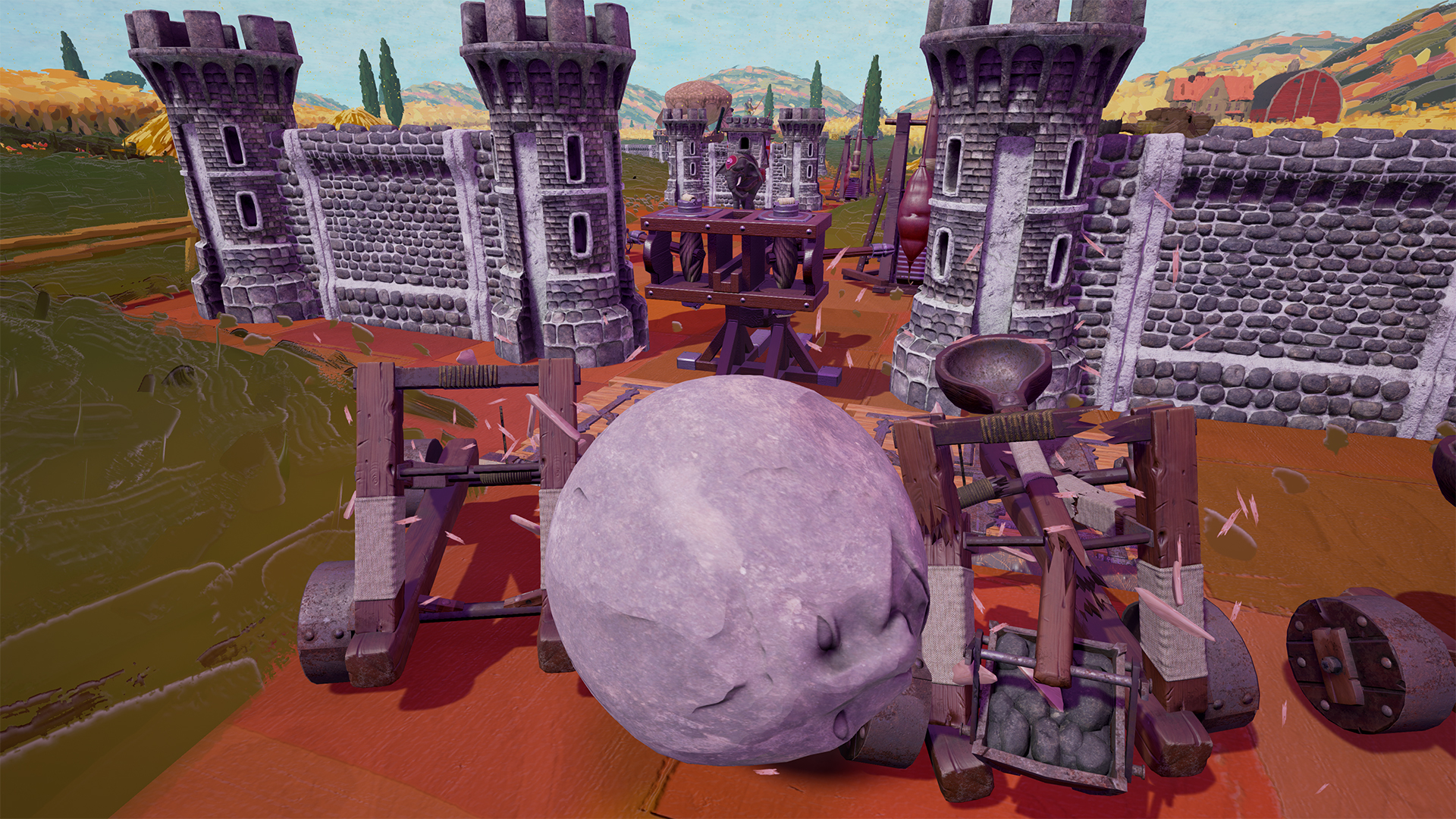 rock of ages 2: bigger and boulder announced | pc gamer