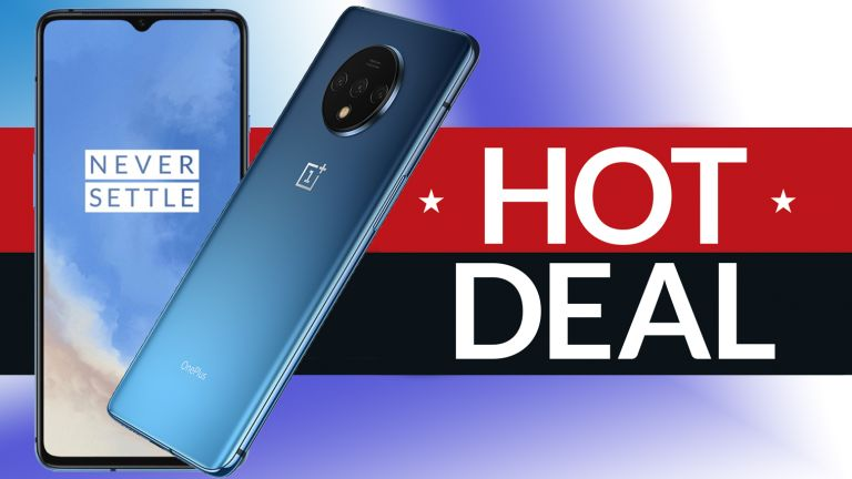 OnePlus 7T phone deal Three