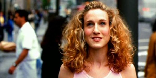 hbo sex and the city opening credits carrie bradshaw sarah jessica parker