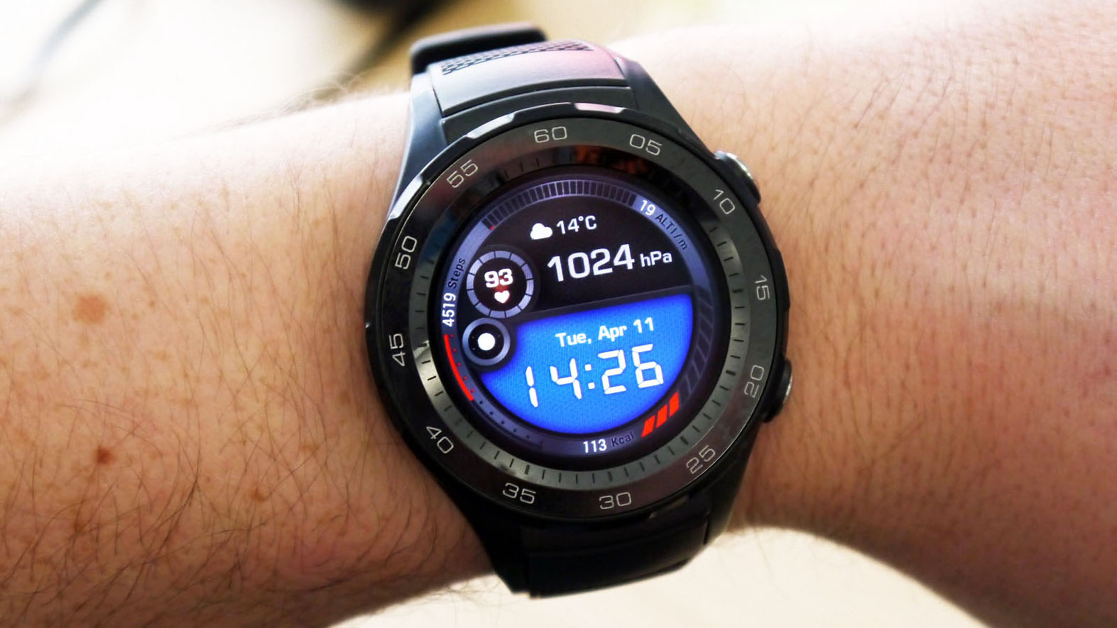 Huawei Watch 3 Predecessor
