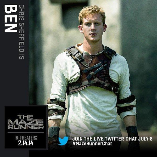 Ben Maze Runner