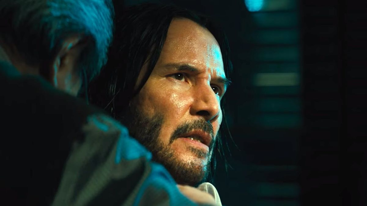 Watch the John Wick 3 trailer and witness motorcycle ninja fights and new doggie friends