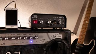 """Suhr reckons its Reactive Load IR is """"the ultimate all-in"""