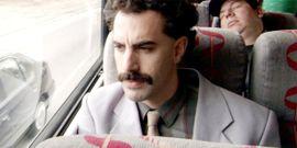 Sacha Baron Cohen's Borat: 7 Amazing Moments To Remember Before The Sequel