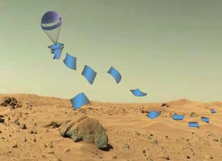'Flat Landers' for Planetary Exploration