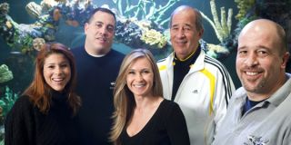 Tanked cast on Animal Planet Heather King Wayde King