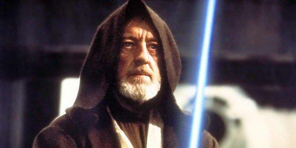 Obi-Wan Kenobi in Star Wars: A New Hope
