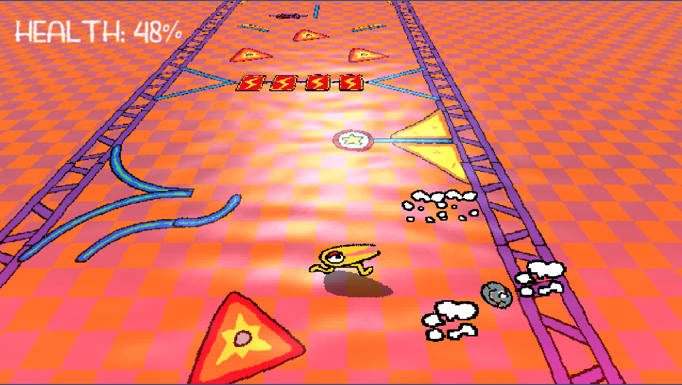 Mr Flipper is a free pinball game with one hell of a twist | PC Gamer