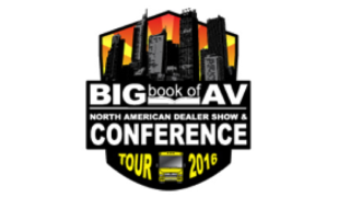 Big Book of AV Tour & Conference Series Heads to Dallas, NYC