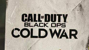 Call Of Duty Black Ops Cold War Seemingly Outed By A Bag Of