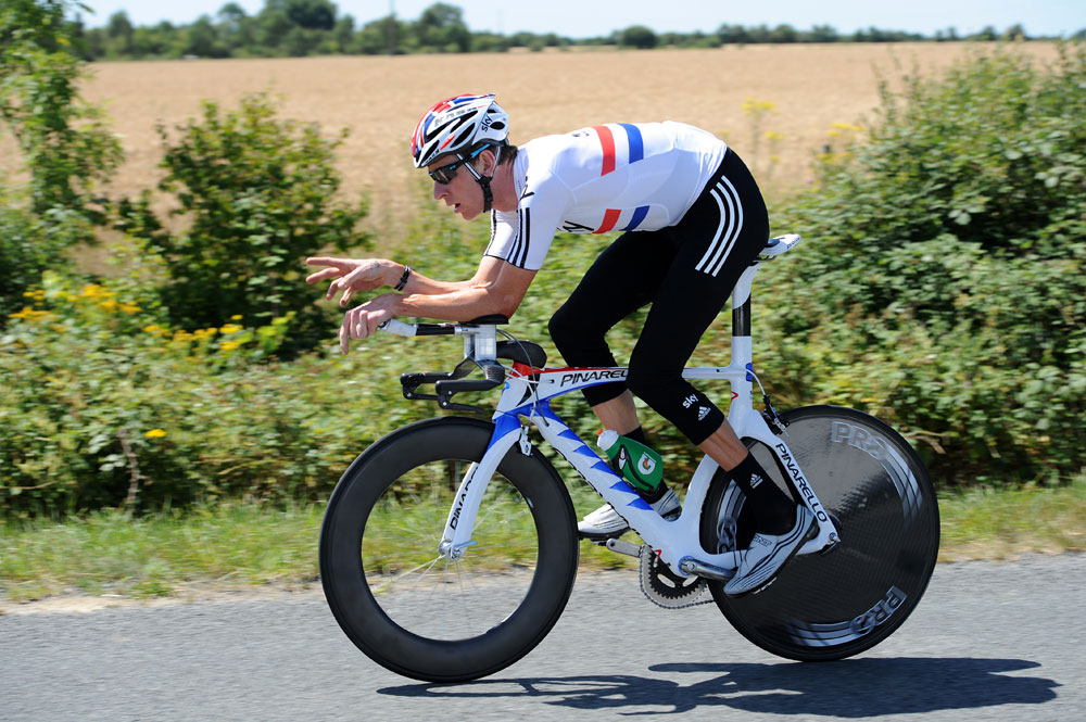 Bradley Wiggins, Tour de France 2011, team time trial training