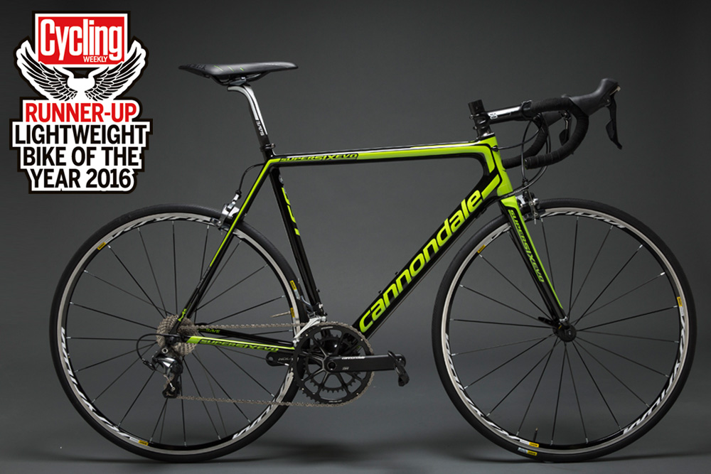 218e861c52a Cannondale SuperSix EVO Hi-Mod Ultegra review - Cycling Weekly
