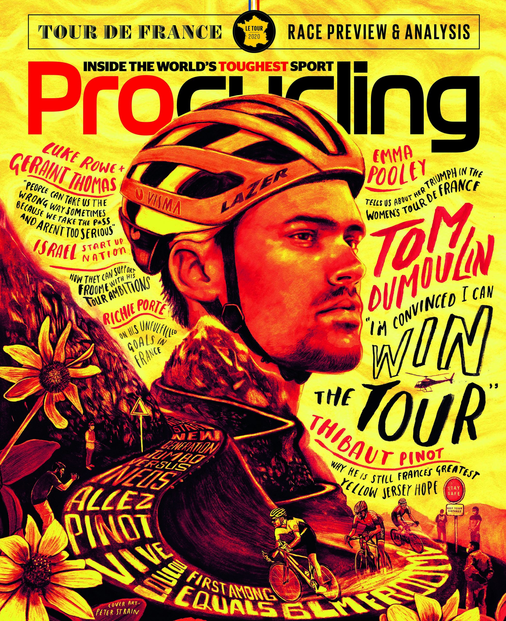 The Procycling Tour de France 2020 preview is out now - Cycling Weekly