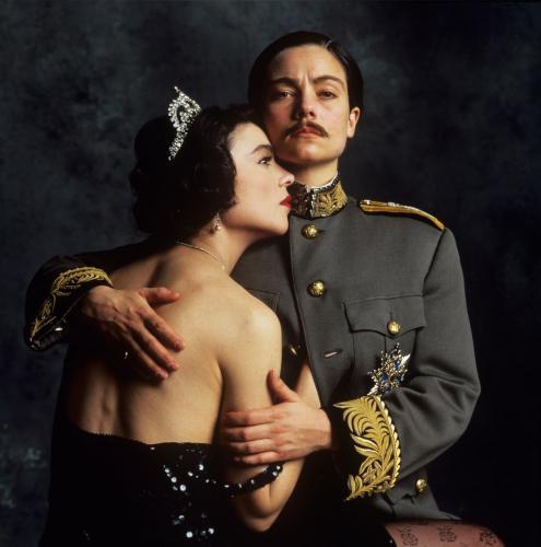 Aria - Stephanie Lane & Theresa Russell star in Nic Roeg's short film based on Verdi's Un Ballo in Maschera