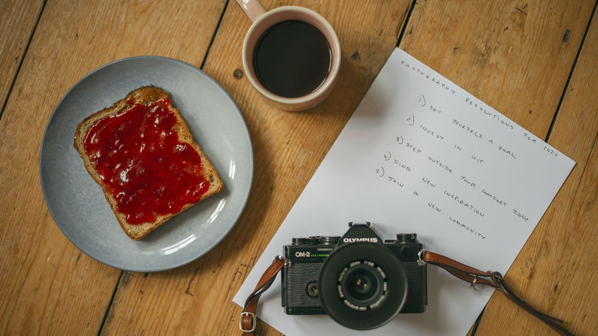Your photography resolutions for 2020: Photography ideas for the New Year