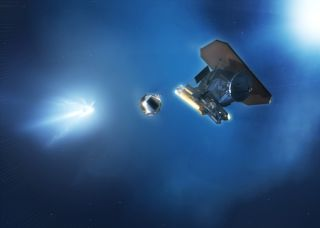 Impactor Away: Deep Impact Probe En Route to Comet