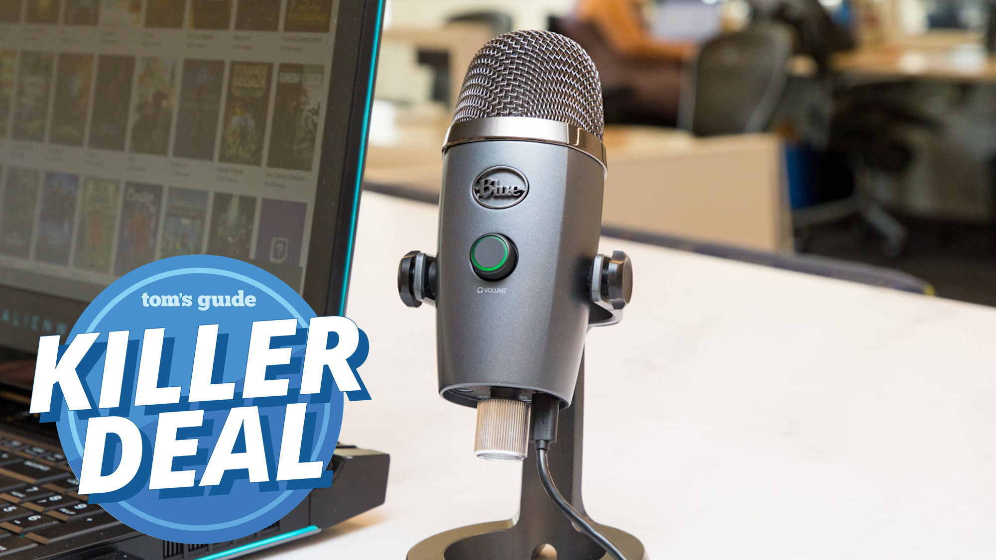 Yeti Cyber Monday Sale >> This 69 Blue Yeti Nano Microphone Is The Best Cyber Monday
