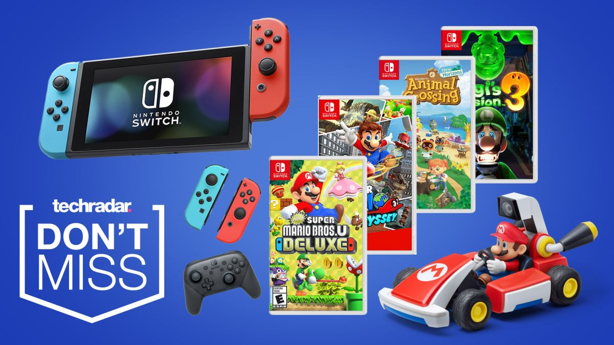The best Mario Day deals: big discounts on games and accessories and new consoles in stock now