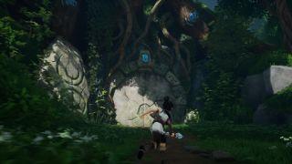 Kena Forgotten Forest door