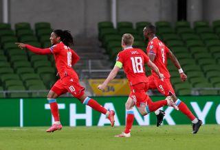 Republic of Ireland v Luxembourg – FIFA World Cup 2022 – European Qualifying – Group D – Aviva Stadium
