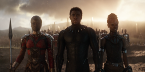 Black Panther 2 Set Photo Reveals Wakandan Fashion For Beloved Characters