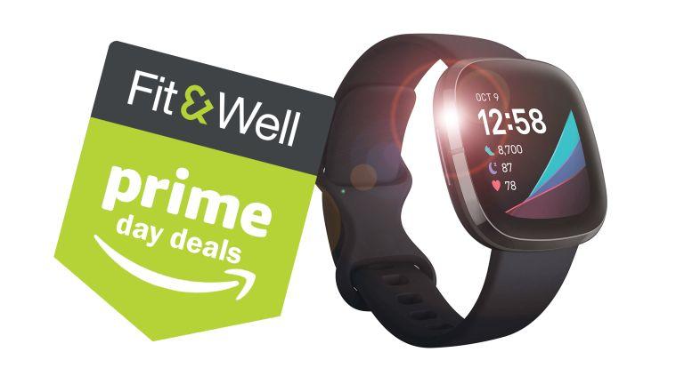 Amazon Prime Day deal on Fitbit Sense