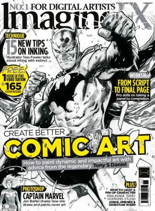ImagineFX issue 174 cover