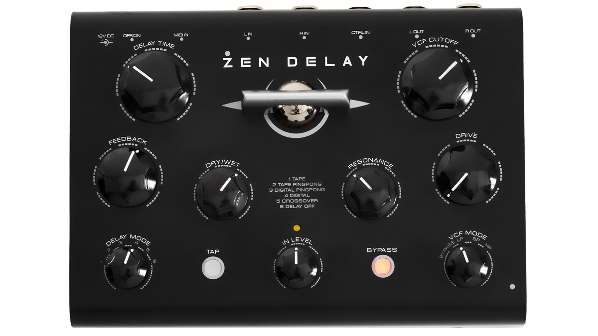 Ninja Tune announces the Zen Delay FX unit: a first for an electronic music label | MusicRadar