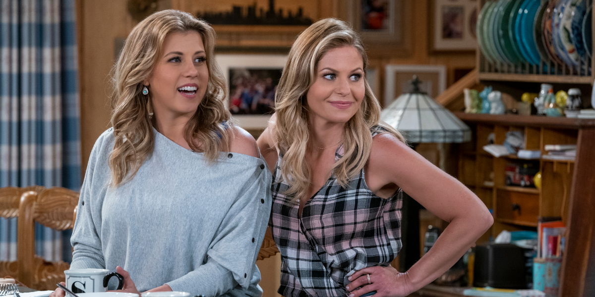 Netflix's Fuller House Has A Premiere Date, Candace Cameron Bure And Costars Are Hyped