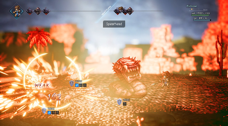 Octopath Traveler's PC release date has seemingly been leaked by