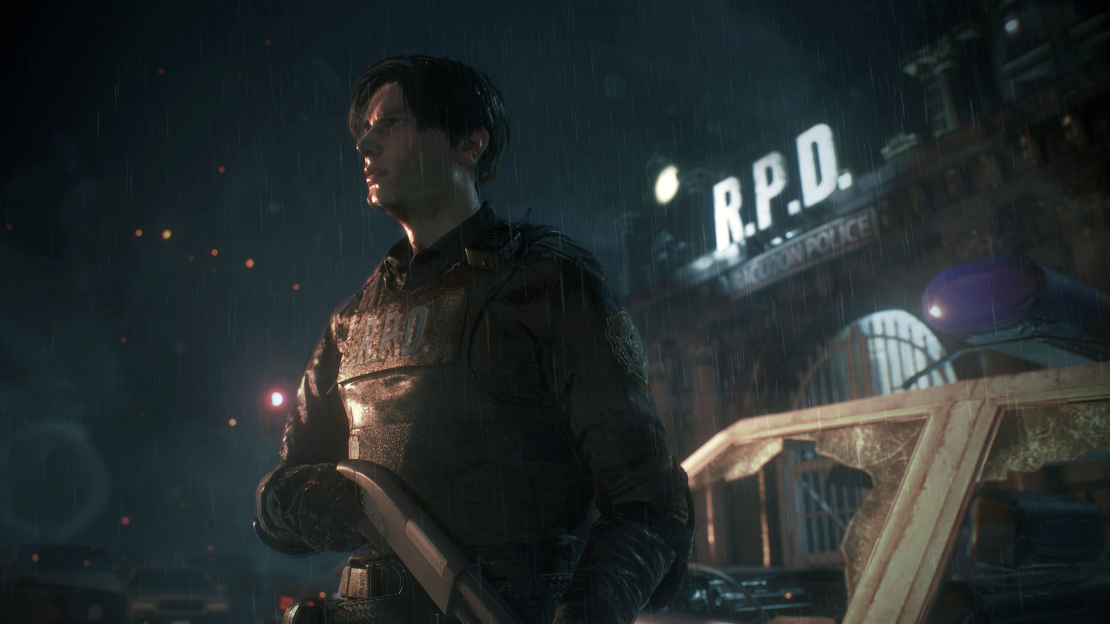 Resident Evil 2 Remake Producer Details How Leon And Claire Have Been Reinvented For The Remake Pc Gamer
