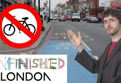 Watch: Comedian's film about cycling in London is an internet hit - Cycling Weekly