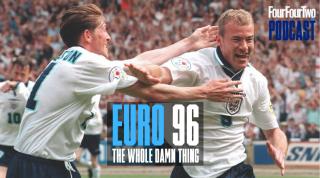 Euro 96 England