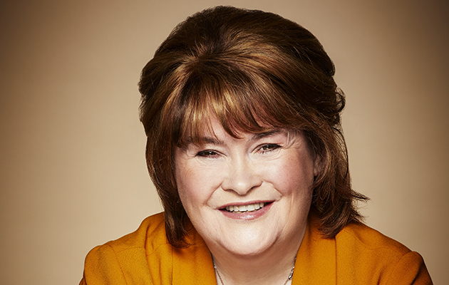 Susan Boyle on 10 years at the top: 'I've had the best decade of my life!'