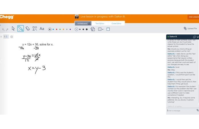 Chegg Basic Maths Questions