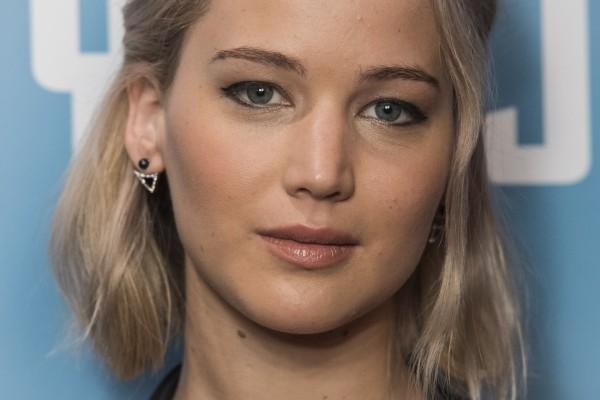 US actress Jennifer Lawrence