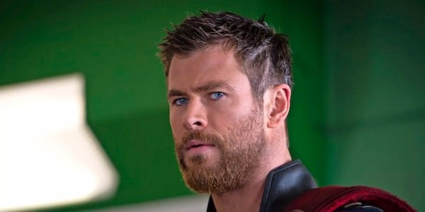 Hemsworth in Thor: Ragnarok