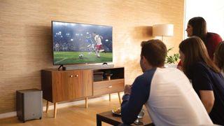 Jbl Launches Three New Soundbars For Tvs Big Or Small Techradar