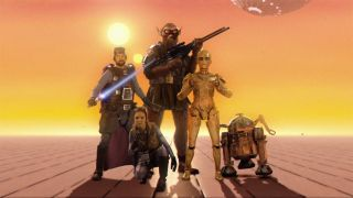 This isn t the Star Wars you re looking for see how VFX students have brought Ralph McQuarrie s concept art to life